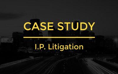Case Study: Defending Mechanical Patents