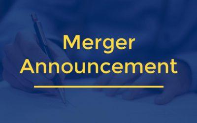 Merger Announcement