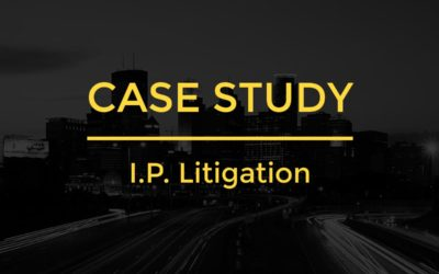 Case Study: Defending Mechanical Patents